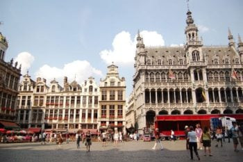 Insurance for travel to Belgium