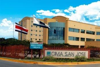 Hospital in Costa Rica