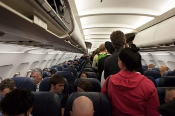 How to stay healthy when flying