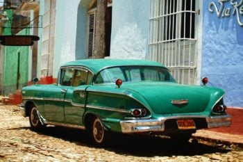 New Travel Insurance for Trips to Cuba