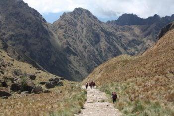 Trekking the Inca Trail in Peru