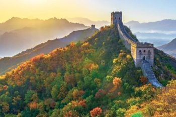 Great Wall of China for Visitors and Tourists