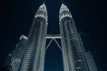 Malaysia Health Advice: Image of Malaysian skyscraper