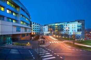 Cork University Hospital, Ireland