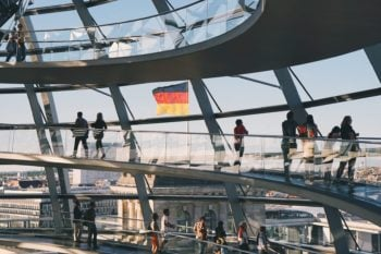 German expats living abroad