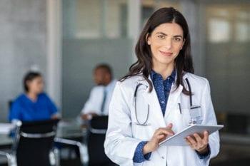 Doctor Providing Overseas Health Care