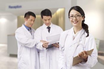 Singaporean doctors