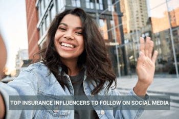 top 3 insurance influencers