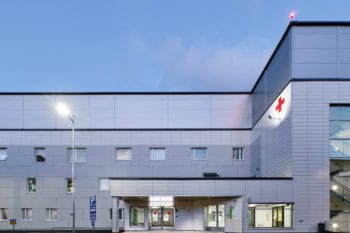 hospitals in finland