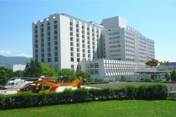 best hospitals in france