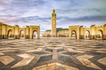 Morocco square